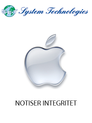 NOTISER INTEGRITET