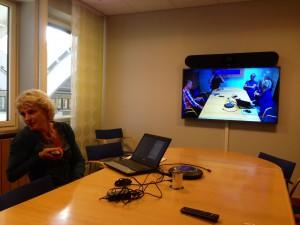 Videokonferens lync