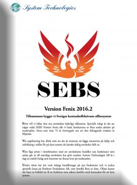 SEBS Version Fenix