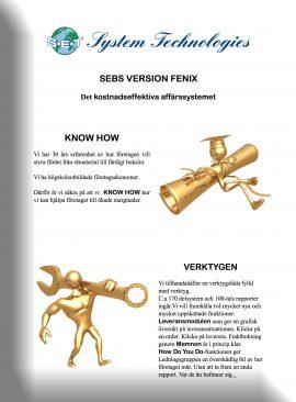 SEBS NL 6 - Produktionssystemet SEBS Mest MPS för pengarna