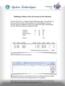 SEBS NL 80 - Fördela kostnadsbärare