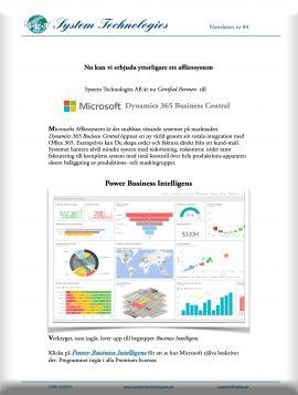 SET NL 84 - Dynamics 365 Business Central